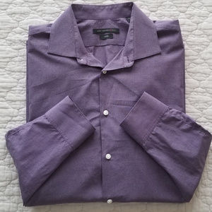 John Varvatos Luxe- button down dress shirt